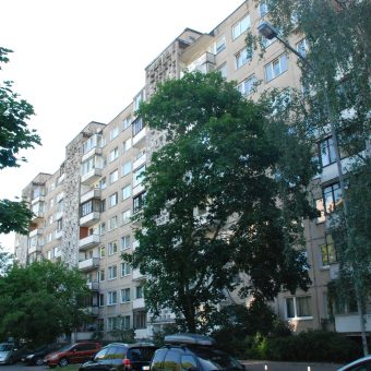 Trijų kambarių butas Vilniuje, Tuskulėnų gatvėje