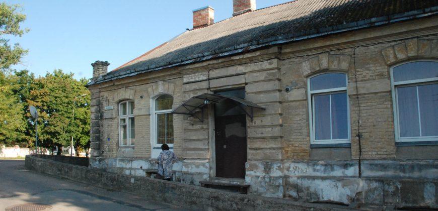 Vieno kambario butas Vilniuje, Rasų gatvėje
